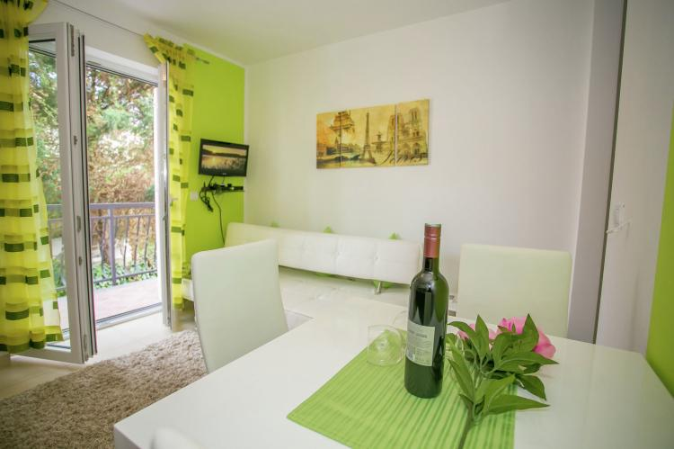 Holiday homeCroatia - Istra: One-Bedroom Apartment Kardumovic III Green  [5]