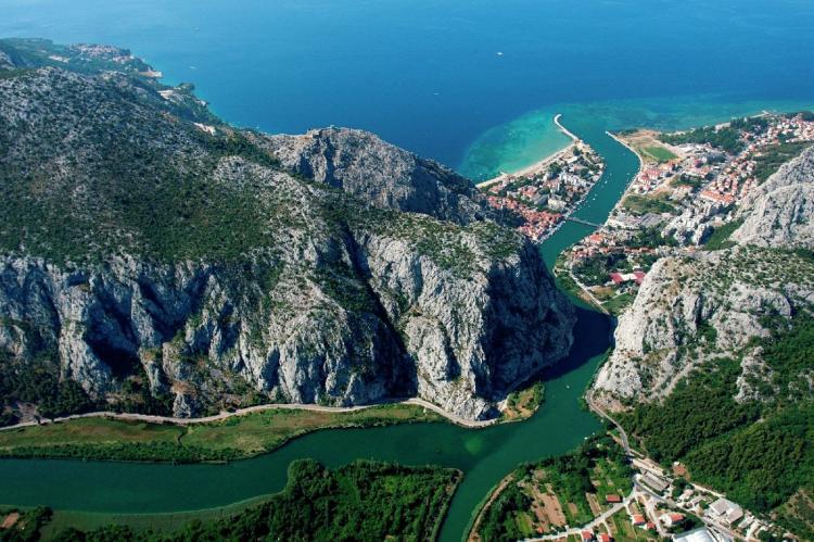 Holiday homeCroatia - Central Dalmatia: Apartment Verica  [29]