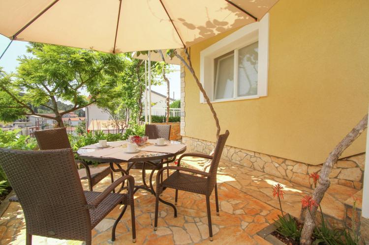 Holiday homeCroatia - Central Dalmatia: Apartment Verica  [19]