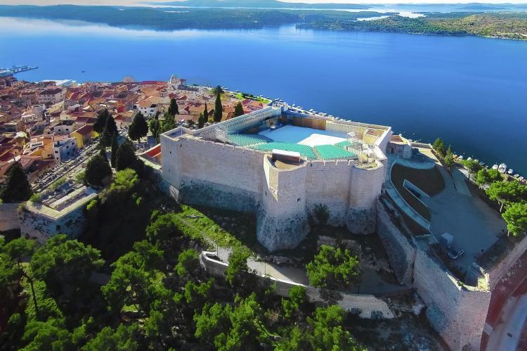 Holiday homeCroatia - Central Dalmatia: Apartment Verica  [30]