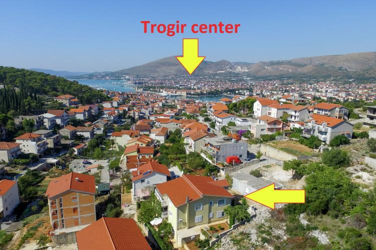 Holiday homeCroatia - Central Dalmatia: Apartment Verica  [26]