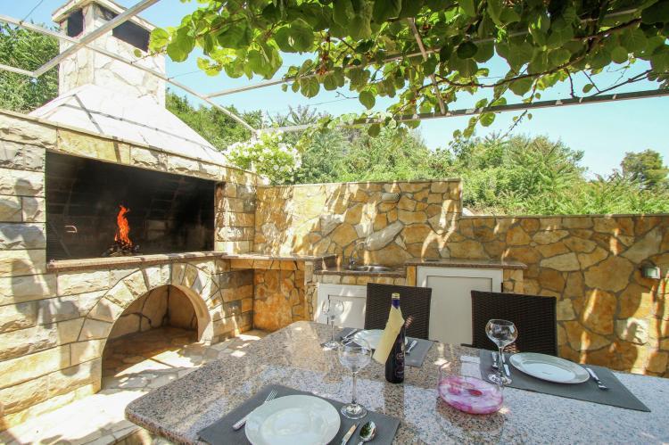 Holiday homeCroatia - Central Dalmatia: Apartment Verica  [24]