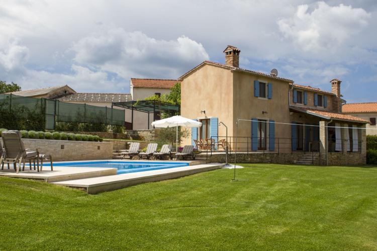 Holiday homeCroatia - Istra: Villa Jezenj in Central Istria  [4]