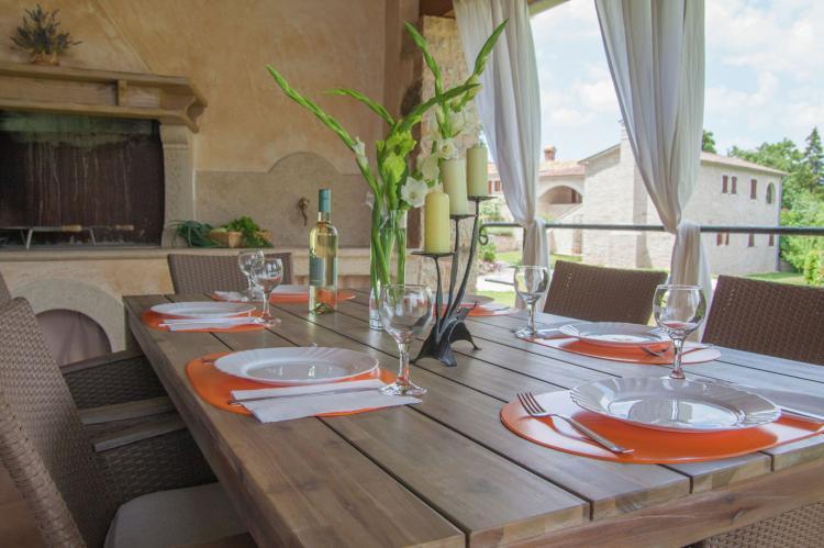 Holiday homeCroatia - Istra: Villa Jezenj in Central Istria  [29]