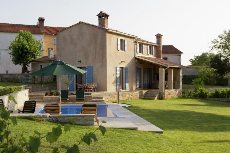 Holiday homeCroatia - Istra: Villa Jezenj in Central Istria  [2]