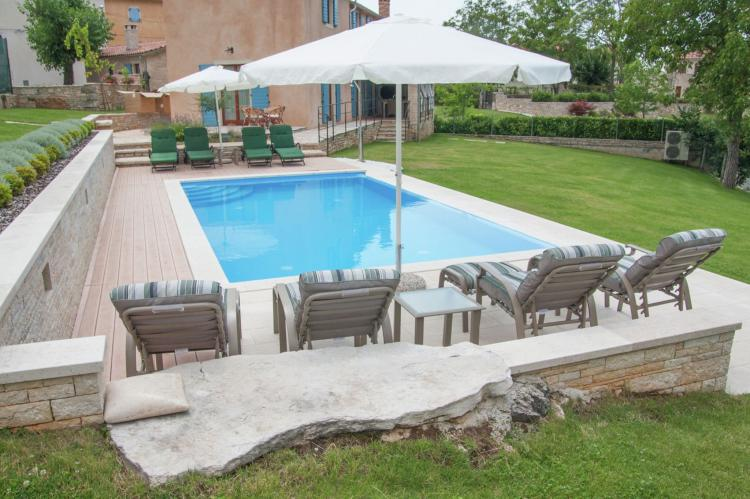 Holiday homeCroatia - Istra: Villa Jezenj in Central Istria  [10]