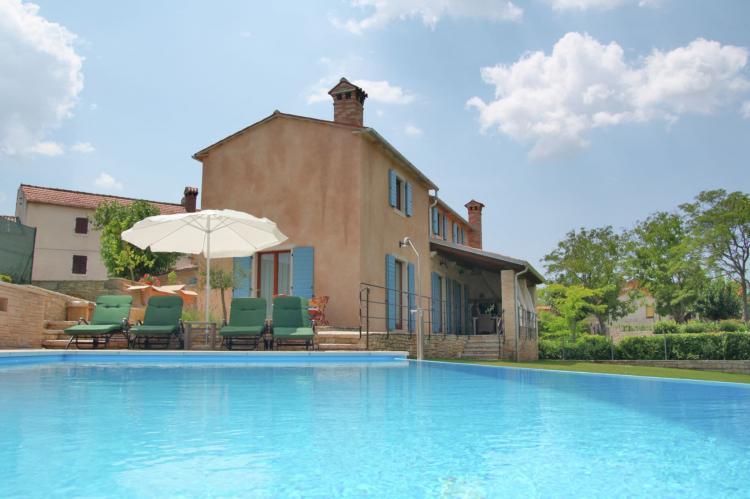 Holiday homeCroatia - Istra: Villa Jezenj in Central Istria  [3]