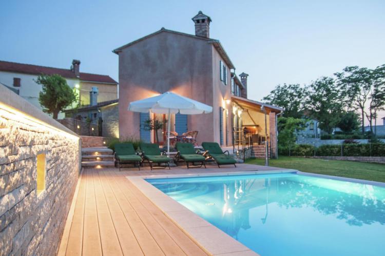 Holiday homeCroatia - Istra: Villa Jezenj in Central Istria  [7]