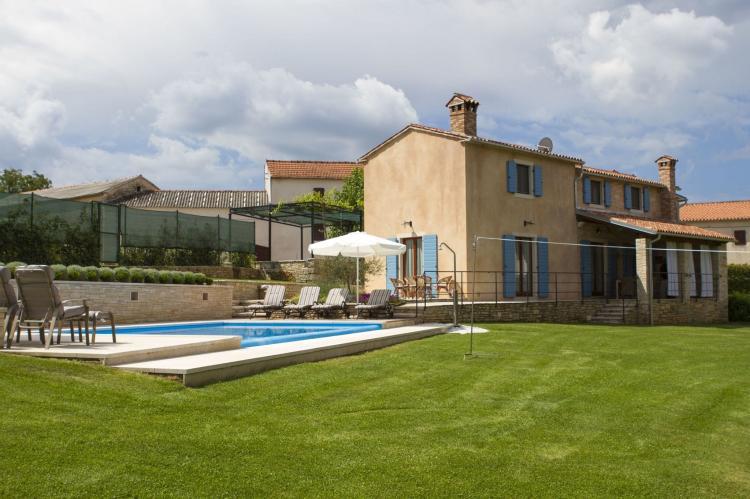 Holiday homeCroatia - Istra: Villa Jezenj in Central Istria  [31]