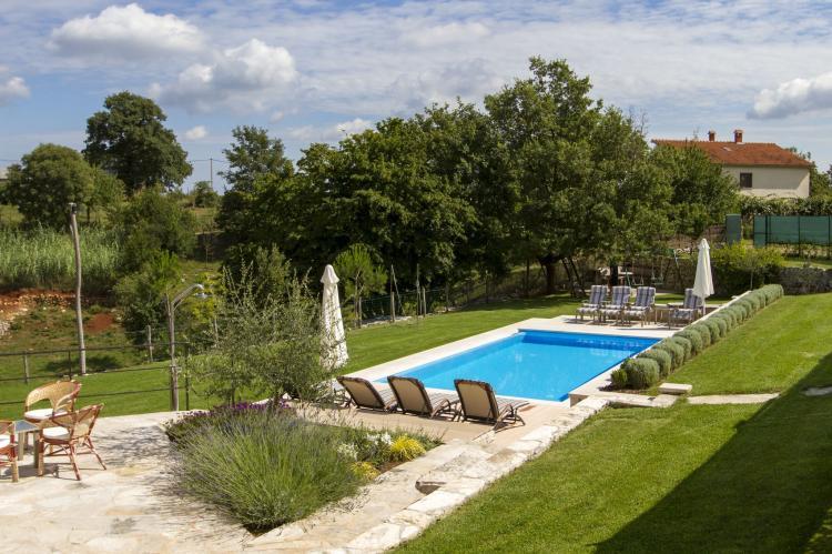 Holiday homeCroatia - Istra: Villa Jezenj in Central Istria  [14]
