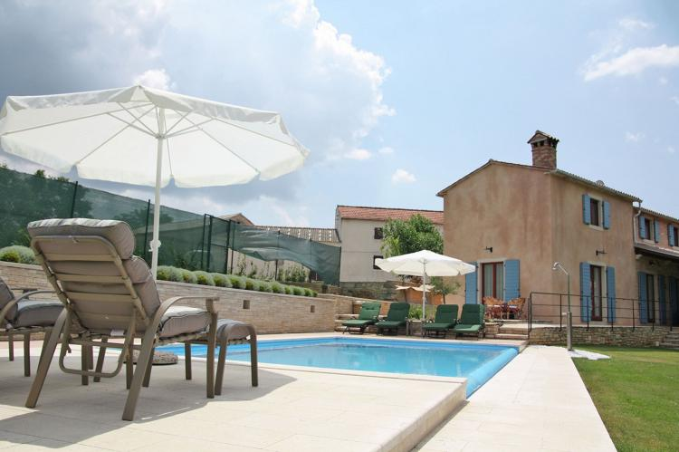Holiday homeCroatia - Istra: Villa Jezenj in Central Istria  [8]