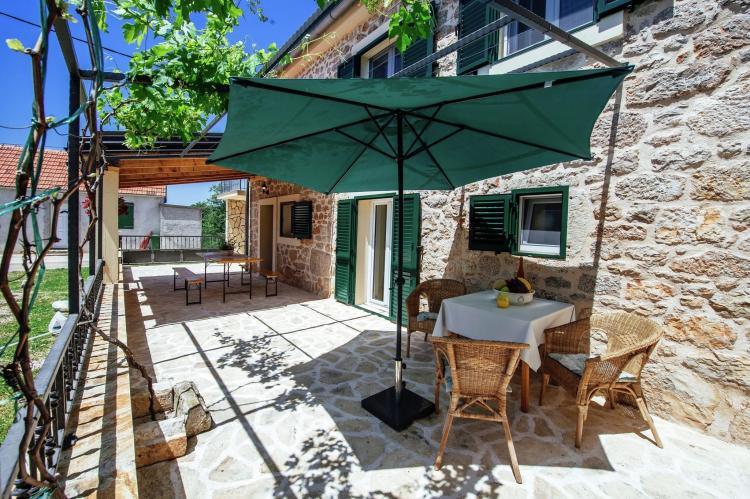 VakantiehuisKroatië - Noord Dalmatië: Casa Gracia  [3]
