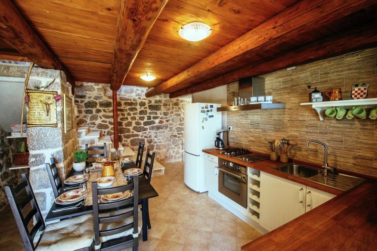 VakantiehuisKroatië - Noord Dalmatië: Casa Gracia  [13]