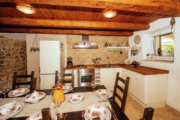 VakantiehuisKroatië - Noord Dalmatië: Casa Gracia  [15]