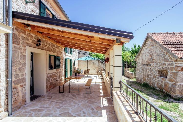 VakantiehuisKroatië - Noord Dalmatië: Casa Gracia  [4]