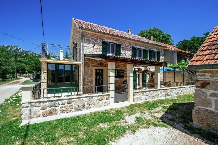 VakantiehuisKroatië - Noord Dalmatië: Casa Gracia  [1]