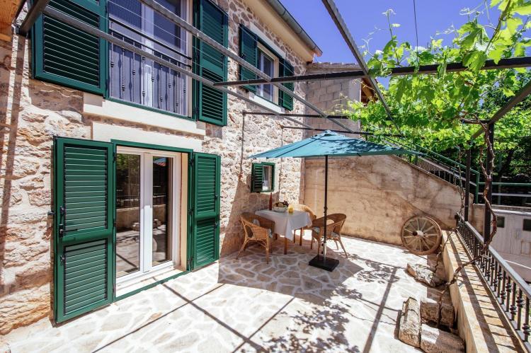 VakantiehuisKroatië - Noord Dalmatië: Casa Gracia  [28]