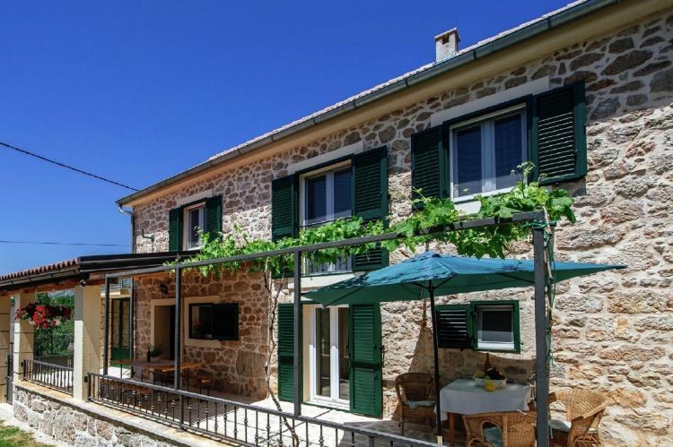 VakantiehuisKroatië - Noord Dalmatië: Casa Gracia  [6]