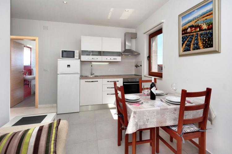 VakantiehuisKroatië - Istrië: Apartment Beakovic IV  [9]