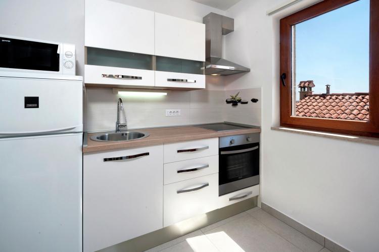 VakantiehuisKroatië - Istrië: Apartment Beakovic IV  [4]