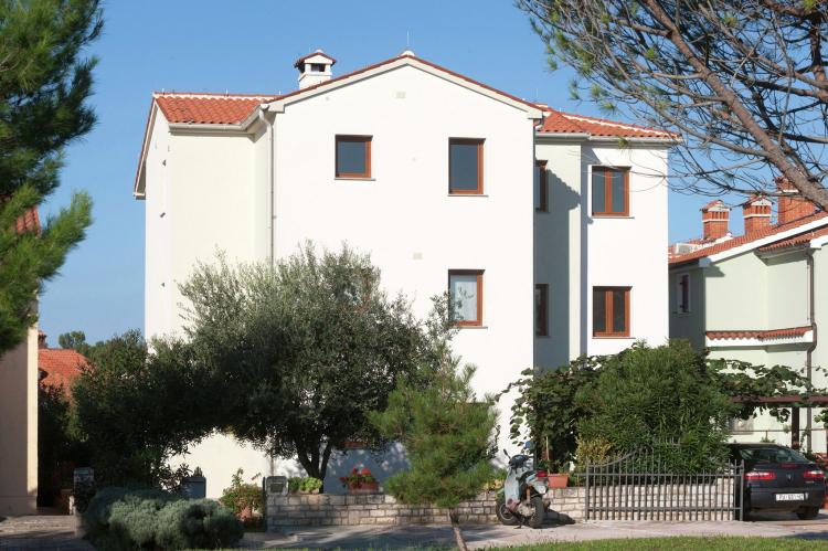 VakantiehuisKroatië - Istrië: Apartment Beakovic IV  [6]