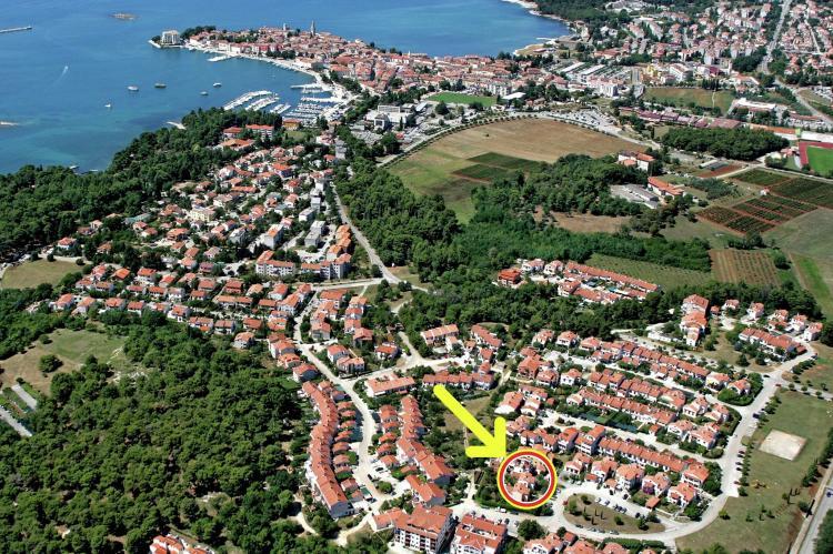VakantiehuisKroatië - Istrië: Apartment Beakovic IV  [17]