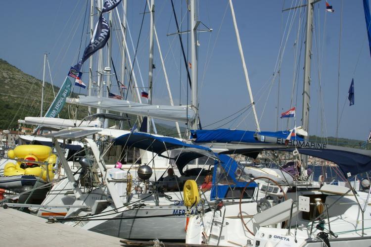VakantiehuisKroatië - Midden Dalmatië: Marina II  [29]