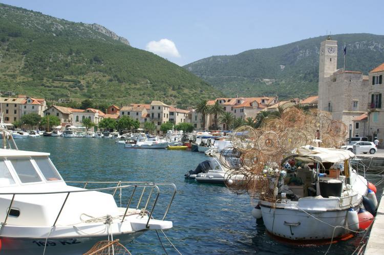 VakantiehuisKroatië - Midden Dalmatië: Marina II  [39]