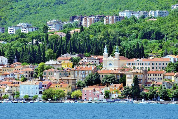Holiday homeCroatia - Kvarner: Holiday House Queens with Sea View / Apartment Que  [33]