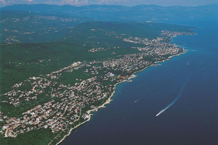 Holiday homeCroatia - Kvarner: Holiday House Queens with Sea View / Apartment Que  [36]