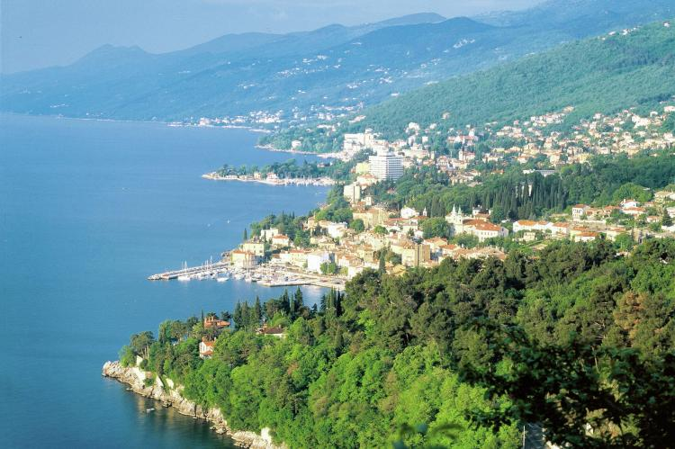 Holiday homeCroatia - Kvarner: Holiday House Queens with Sea View / Apartment Que  [34]