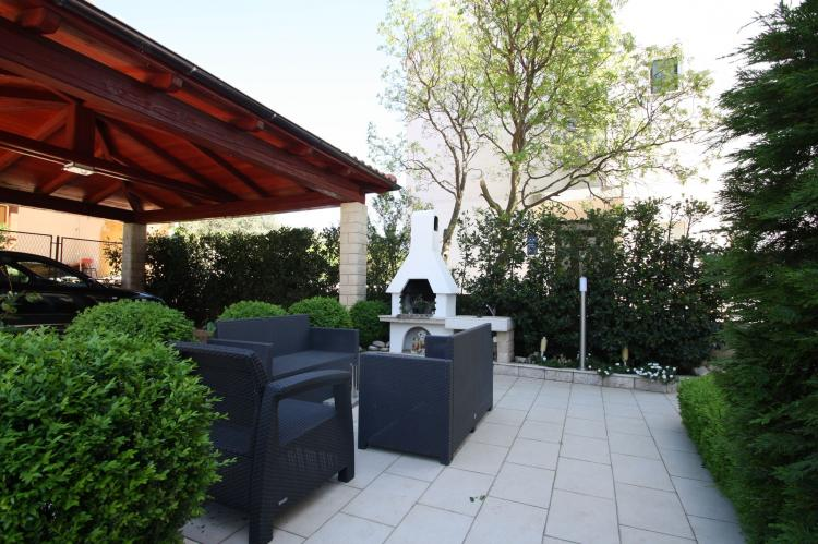 Holiday homeCroatia - Kvarner: Holiday House Queens with Sea View / Apartment Que  [17]