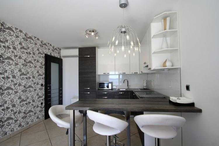 Holiday homeCroatia - Kvarner: Holiday House Queens with Sea View / Apartment Que  [8]