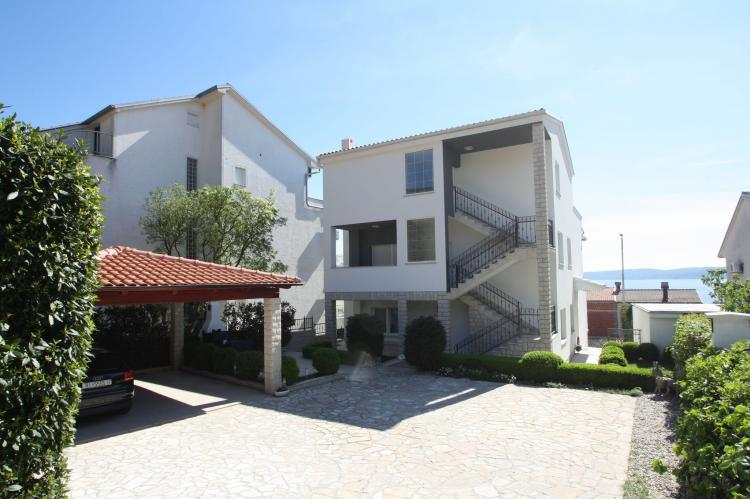 Holiday homeCroatia - Kvarner: Holiday House Queens with Sea View / Apartment Que  [24]