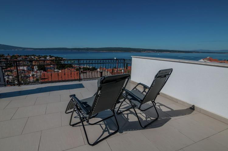 Holiday homeCroatia - Kvarner: Holiday House Queens with Sea View / Apartment Que  [22]