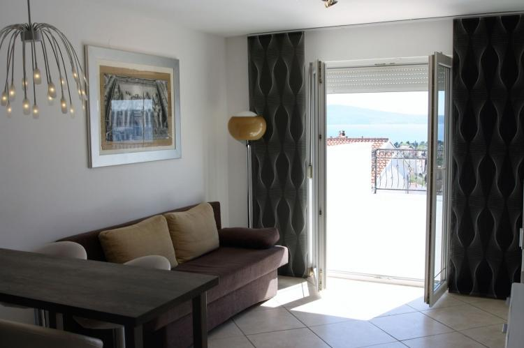 Holiday homeCroatia - Kvarner: Holiday House Queens with Sea View / Apartment Que  [6]