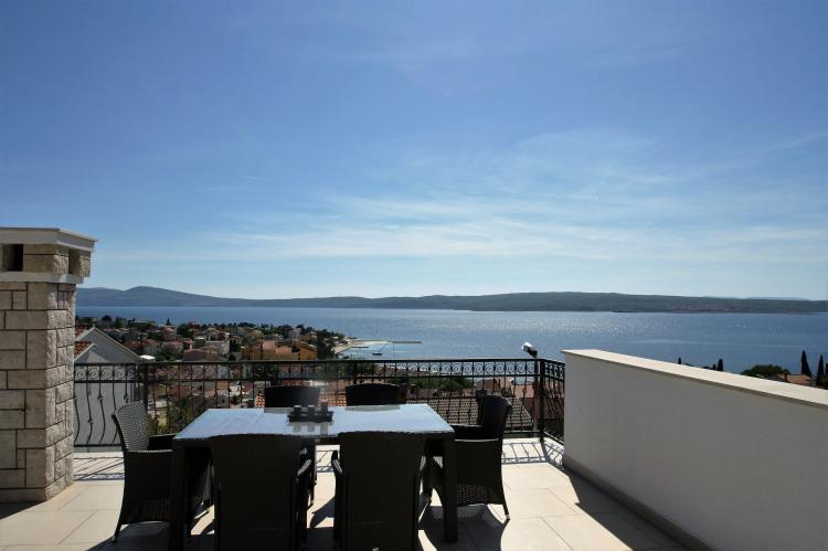 Holiday homeCroatia - Kvarner: Holiday House Queens with Sea View / Apartment Que  [21]