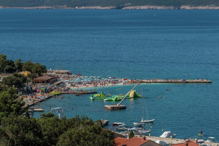 Holiday homeCroatia - Kvarner: Holiday House Queens with Sea View / Apartment Que  [31]
