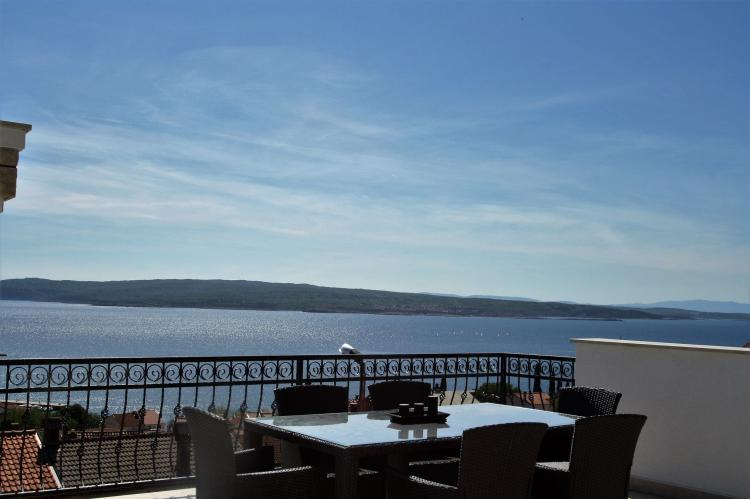 Holiday homeCroatia - Kvarner: Holiday House Queens with Sea View / Apartment Que  [20]