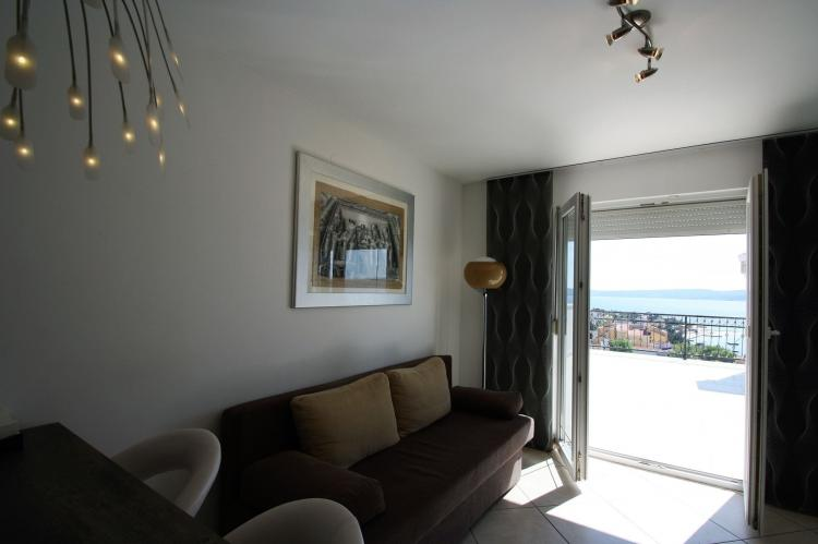 Holiday homeCroatia - Kvarner: Holiday House Queens with Sea View / Apartment Que  [5]