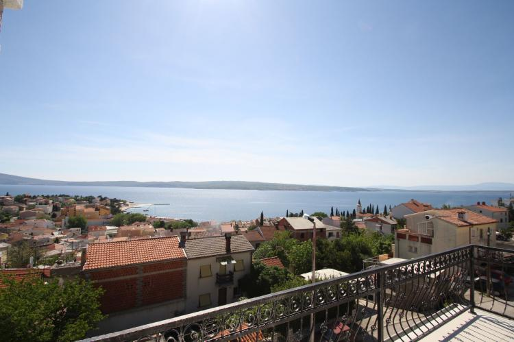 Holiday homeCroatia - Kvarner: Holiday House Queens with Sea View / Apartment Que  [28]