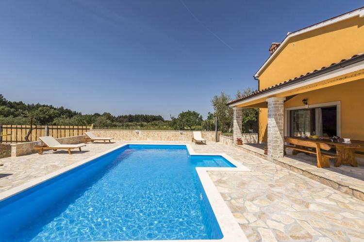 Holiday homeCroatia - Istra: Villa Marija with Private Pool in Klostar  [5]
