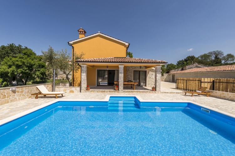 Holiday homeCroatia - Istra: Villa Marija with Private Pool in Klostar  [1]