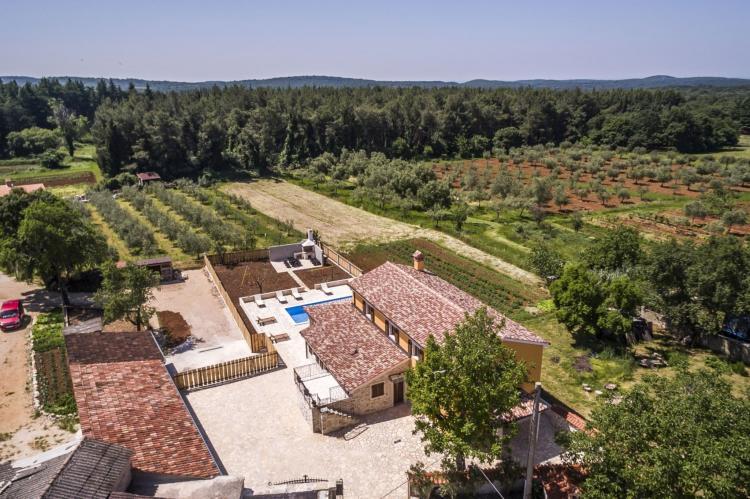 Holiday homeCroatia - Istra: Villa Marija with Private Pool in Klostar  [6]