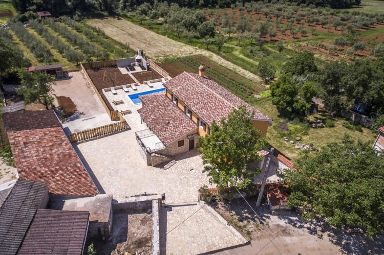 Holiday homeCroatia - Istra: Villa Marija with Private Pool in Klostar  [3]