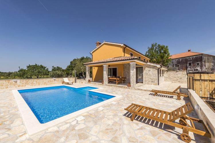 Holiday homeCroatia - Istra: Villa Marija with Private Pool in Klostar  [2]