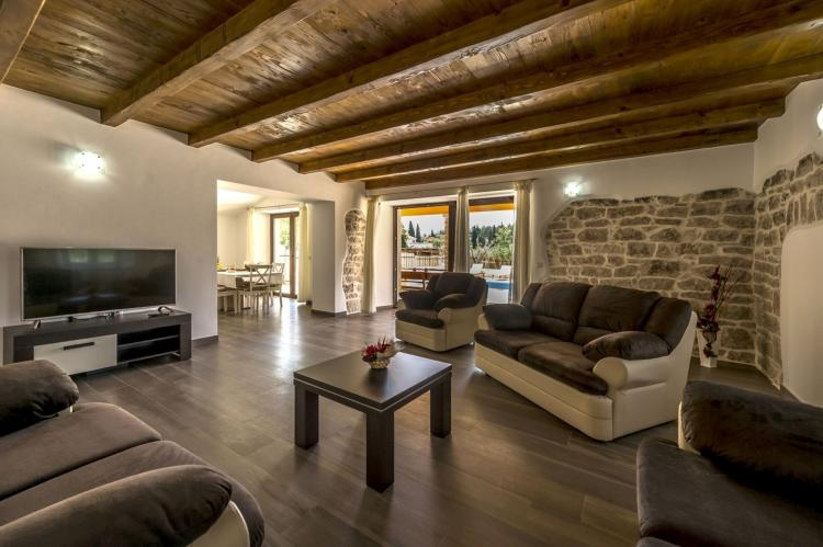 Holiday homeCroatia - Istra: Villa Marija with Private Pool in Klostar  [8]
