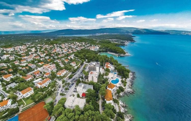 Holiday homeCroatia - Kvarner: Malinska  [26]