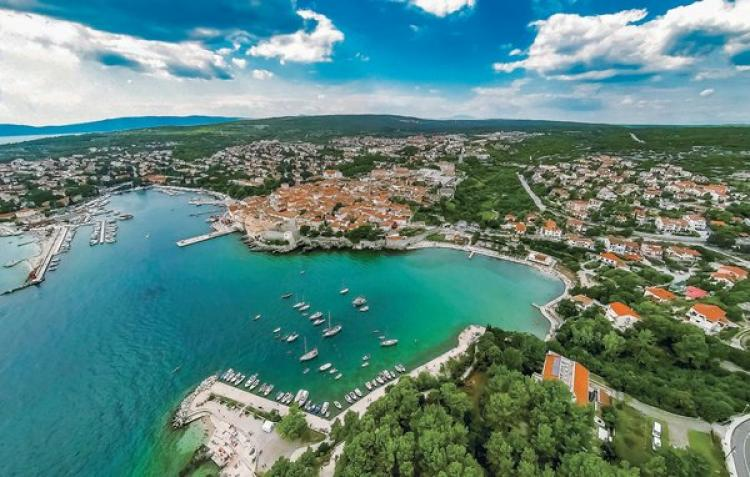 Holiday homeCroatia - Kvarner: Malinska  [25]