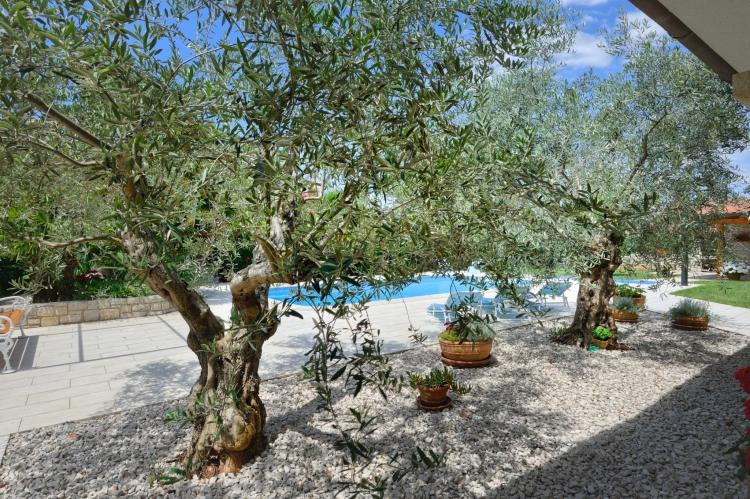 FerienhausKroatien - Istrien: Two-Bedroom Apartment Hope V with Balcony near Por  [23]